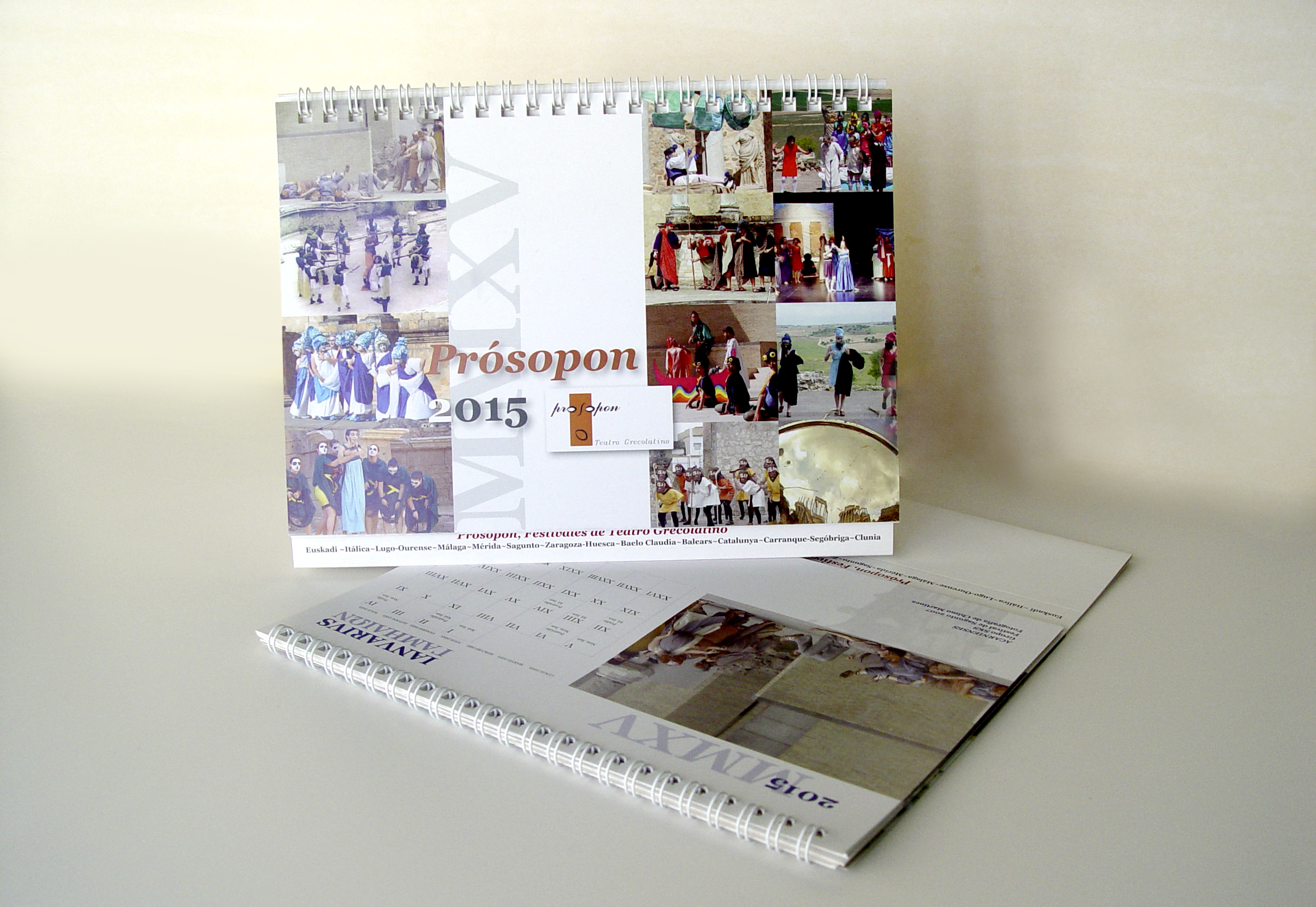impresion de calendarios