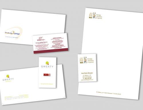 Identidad corporativa, imagen corporativa, logotipo y marca.