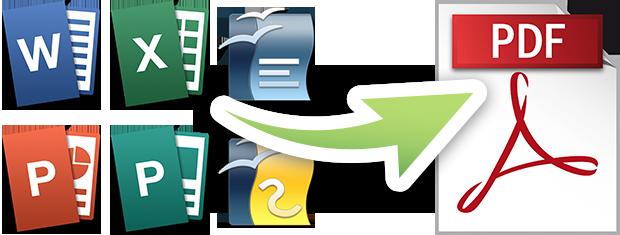 exportar archivos a formato pdf