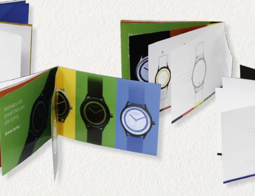 Catálogo de instrucciones marca relojes