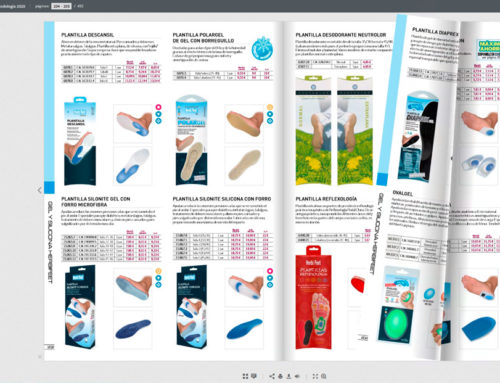 Catálogo interactivo